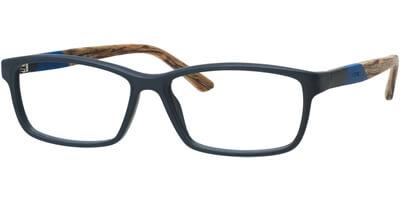 Dioptrické brýle MEXX model 5336, barva obruby černá mat, stranice modrá hnědá mat, kód barevné varianty 400.