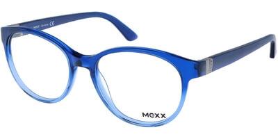 Dioptrické brýle MEXX model 5348, barva obruby modrá lesk, stranice modrá lesk, kód barevné varianty 200.