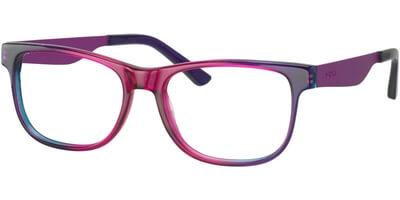Dioptrické brýle MEXX model 5649, barva obruby fialová lesk, stranice fialová mat, kód barevné varianty 100.