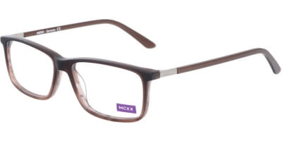Dioptrické brýle MEXX model 5668, barva obruby hnědá mat, stranice hnědá mat, kód barevné varianty 400.