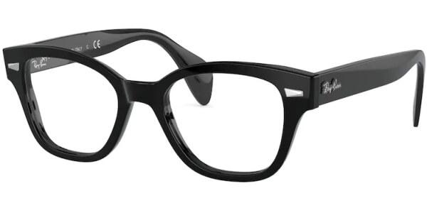 Dioptrické brýle Ray-Ban® model 0880, barva obruby černá lesk, stranice černá lesk, kód barevné varianty 2000.