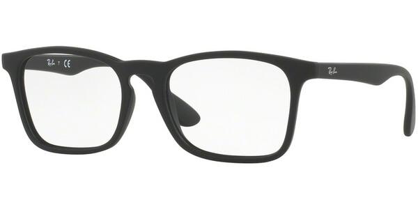 Dioptrické brýle Ray-Ban® model 1553, barva obruby černá mat, stranice černá mat, kód barevné varianty 3615.
