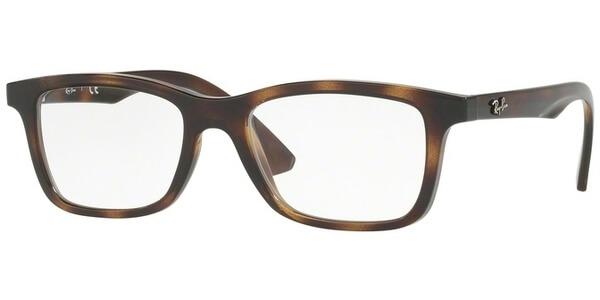 Dioptrické brýle Ray-Ban® model 1562, barva obruby hnědá lesk, stranice hnědá lesk, kód barevné varianty 3685.
