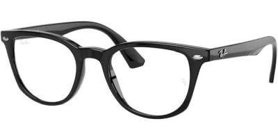 Dioptrické brýle Ray-Ban® model 1601, barva obruby černá lesk, stranice černá lesk, kód barevné varianty 3542.