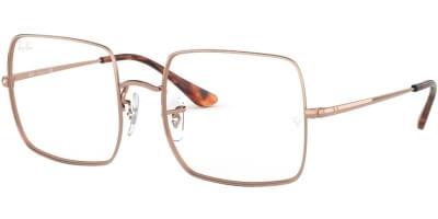 Dioptrické brýle Ray-Ban® model 1971V, barva obruby zlatá růžová lesk, stranice zlatá růžová lesk, kód barevné varianty 2943.