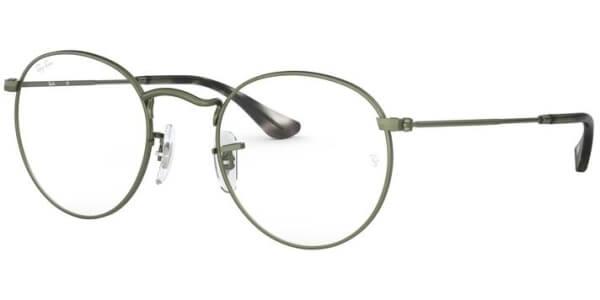 Dioptrické brýle Ray-Ban® model 3447V, barva obruby zelená lesk, stranice zelená lesk, kód barevné varianty 3073.