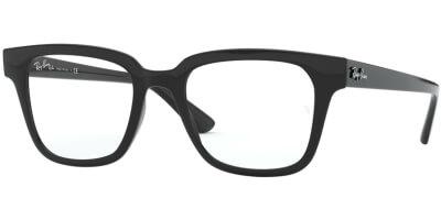 Dioptrické brýle Ray-Ban® model 4323V, barva obruby černá lesk, stranice černá lesk, kód barevné varianty 2000.
