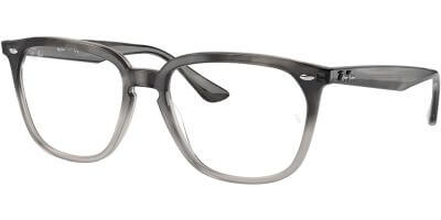 Dioptrické brýle Ray-Ban® model 4362V, barva obruby šedá lesk, stranice šedá lesk, kód barevné varianty 8106.