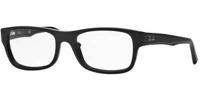 Dioptrické brýle Ray-Ban® model 5268, barva obruby černá mat, stranice černá mat, kód barevné varianty 5119.