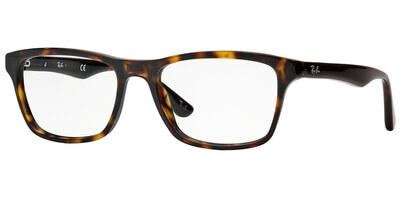Dioptrické brýle Ray-Ban® model 5279, barva obruby hnědá lesk, stranice hnědá lesk, kód barevné varianty 2012.