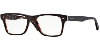 Dioptrické brýle Ray-Ban® model 5308, barva obruby hnědá lesk, stranice hnědá lesk, kód barevné varianty 5220.