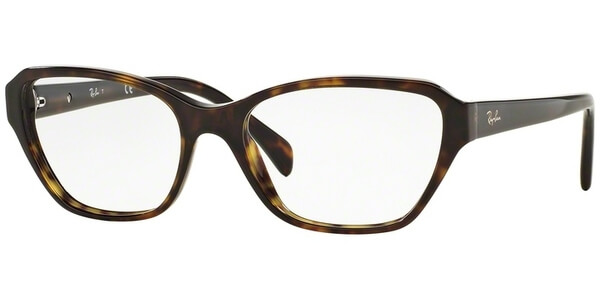 Dioptrické brýle Ray-Ban® model 5341, barva obruby hnědá lesk, kód barevné varianty 2012.