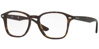 Dioptrické brýle Ray-Ban® model 5352, barva obruby hnědá lesk, stranice hnědá lesk, kód barevné varianty 2012.