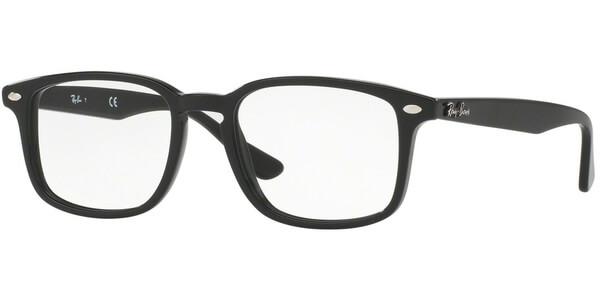 Dioptrické brýle Ray-Ban® model 5353, barva obruby černá lesk, stranice černá lesk, kód barevné varianty 2000.