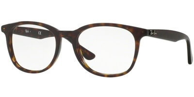 Dioptrické brýle Ray-Ban® model 5356, barva obruby hnědá lesk, stranice hnědá lesk, kód barevné varianty 2012.
