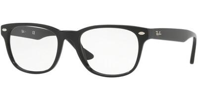 Dioptrické brýle Ray-Ban® model 5359, barva obruby černá lesk, stranice černá mat, kód barevné varianty 2000.