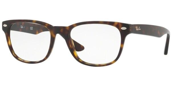 Dioptrické brýle Ray-Ban® model 5359, barva obruby hnědá lesk, stranice hnědá lesk, kód barevné varianty 2012.