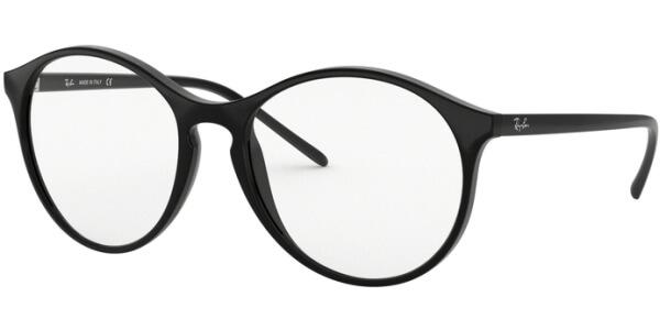 Dioptrické brýle Ray-Ban® model 5371, barva obruby černá lesk, stranice černá lesk, kód barevné varianty 2000.