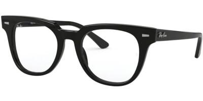 Dioptrické brýle Ray-Ban® model 5377, barva obruby černá lesk, stranice černá lesk, kód barevné varianty 2000.