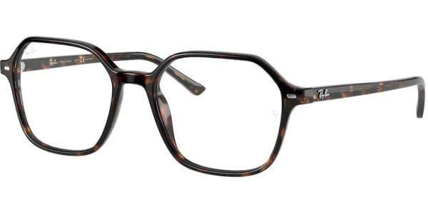 Dioptrické brýle Ray-Ban® model 5394, barva obruby hnědá lesk, stranice hnědá lesk, kód barevné varianty 2012.
