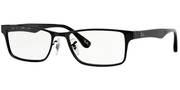 Dioptrické brýle Ray-Ban® model 6238, barva obruby černá lesk, stranice černá lesk, kód barevné varianty 2509.