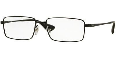 Dioptrické brýle Ray-Ban® model 6337M, barva obruby černá mat, stranice černá mat, kód barevné varianty 2503.