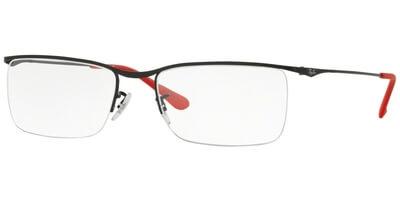 Dioptrické brýle Ray-Ban® model 6370, barva obruby černá mat, stranice černá mat, kód barevné varianty 2503.