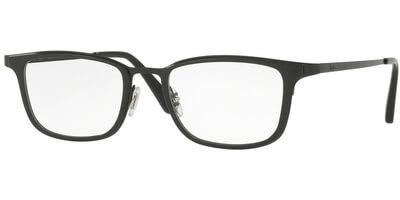 Dioptrické brýle Ray-Ban® model 6373M, barva obruby černá lesk, stranice černá lesk, kód barevné varianty 2509.
