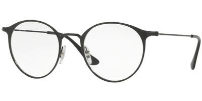 Dioptrické brýle Ray-Ban® model 6378, barva obruby černá lesk, stranice černá lesk, kód barevné varianty 2904.