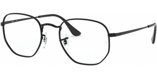 Dioptrické brýle Ray-Ban® model 6448, barva obruby černá lesk, stranice černá lesk, kód barevné varianty 2509.