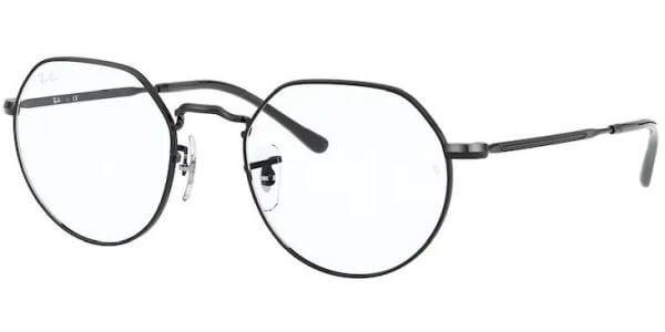 Dioptrické brýle Ray-Ban® model 6465, barva obruby černá lesk, stranice černá lesk, kód barevné varianty 2509.
