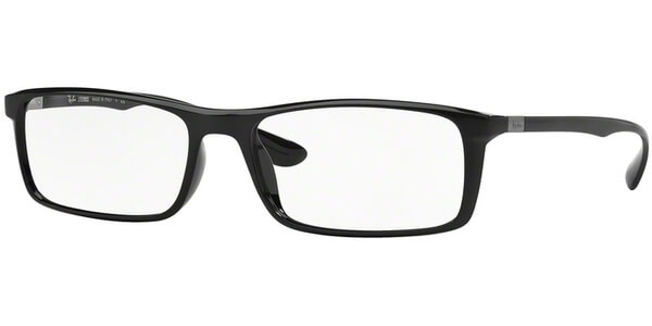 Dioptrické brýle Ray-Ban® model 7035, barva obruby černá lesk, stranice černá lesk, kód barevné varianty 5206.