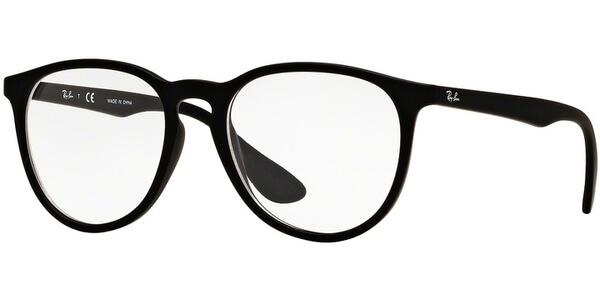 Dioptrické brýle Ray-Ban® model 7046, barva obruby černá mat, stranice černá mat, kód barevné varianty 5364.