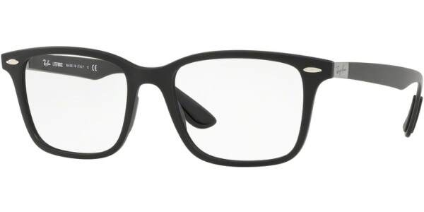 Dioptrické brýle Ray-Ban® model 7144, barva obruby černá mat, stranice černá mat, kód barevné varianty 5204.