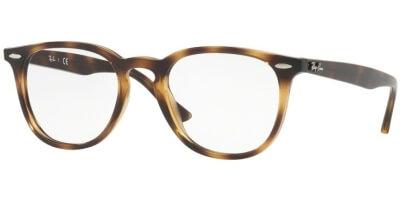 Dioptrické brýle Ray-Ban® model 7159, barva obruby hnědá lesk, stranice hnědá lesk, kód barevné varianty 2012.
