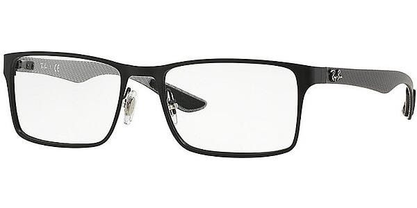 Dioptrické brýle Ray-Ban® model 8415, barva obruby černá mat, stranice šedá mat, kód barevné varianty 2503.