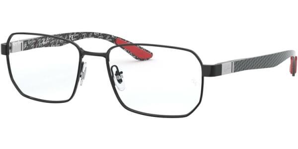 Dioptrické brýle Ray-Ban® model 8419, barva obruby černá lesk, stranice černá lesk, kód barevné varianty 2509.