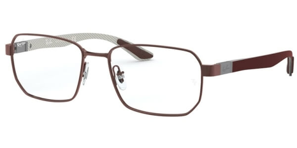Dioptrické brýle Ray-Ban® model 8419, barva obruby hnědá lesk, stranice hnědá lesk, kód barevné varianty 2511.