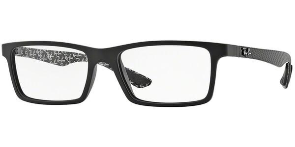 Dioptrické brýle Ray-Ban® model 8901, barva obruby černá mat, stranice černá mat, kód barevné varianty 5263.