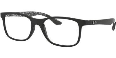 Dioptrické brýle Ray-Ban® model 8903, barva obruby černá mat, stranice černá mat, kód barevné varianty 5263.