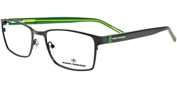 Dioptrické brýle Tom Tailor model 60273, barva obruby černá mat, stranice černá lesk, kód barevné varianty 375.