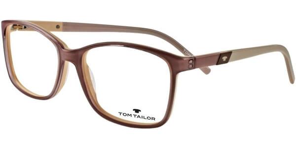 Dioptrické brýle Tom Tailor model 60331, barva obruby béžová lesk, stranice béžová lesk, kód barevné varianty 444.