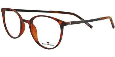 Dioptrické brýle Tom Tailor model 60364, barva obruby hnědá mat, stranice hnědá mat, kód barevné varianty 122.