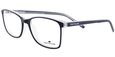 Dioptrické brýle Tom Tailor model 60369, barva obruby modrá čirá mat, stranice modrá čirá mat, kód barevné varianty 138.