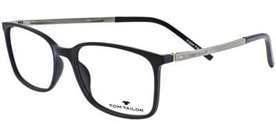 Dioptrické brýle Tom Tailor model 60398, barva obruby modrá mat, stranice šedá mat, kód barevné varianty 342.