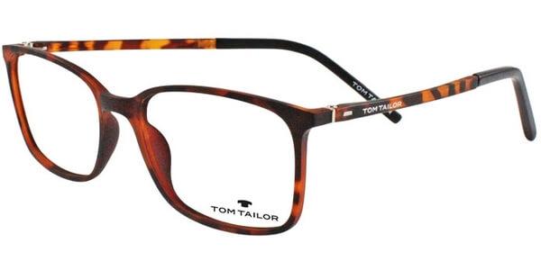 Dioptrické brýle Tom Tailor model 60398, barva obruby hnědá mat, stranice hnědá mat, kód barevné varianty 343.