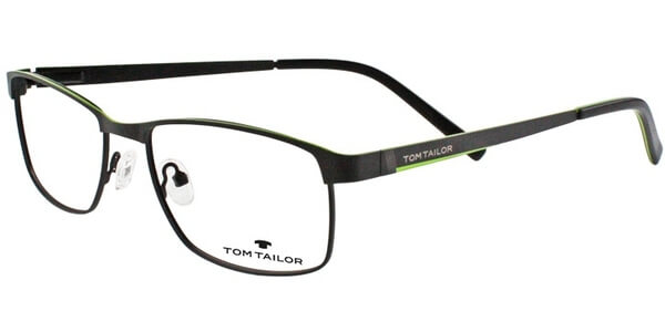 Dioptrické brýle Tom Tailor model 60409, barva obruby černá mat, stranice černá mat, kód barevné varianty 510.