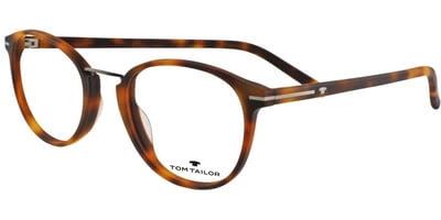 Dioptrické brýle Tom Tailor model 6018, barva obruby hnědá mat, stranice hnědá mat, kód barevné varianty 308.