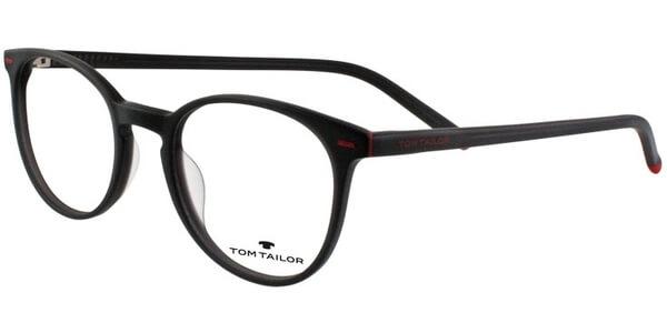 Dioptrické brýle Tom Tailor model 60421, barva obruby černá mat, stranice černá mat, kód barevné varianty 285.