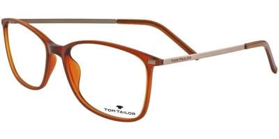 Dioptrické brýle Tom Tailor model 60426, barva obruby hnědá mat, stranice stříbrná mat, kód barevné varianty 301.